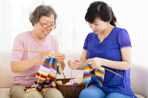 Home Care in John's Creek GA: Keep Mom Active and Involved at Home